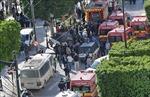 Đánh bom liều chết nhằm vào cảnh sát ở thủ đô của Tunisia
