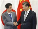 Chuyến thăm Nhật Bản của Chủ tịch Trung Quốc sẽ diễn ra sau tháng 11