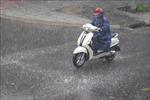 Cảnh báo mưa dông, lốc, sét, mưa đá và gió giật mạnh ở Bắc Bộ