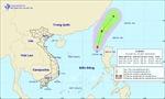 Áp thấp nhiệt đới trên Biển Đông suy yếu và tan dần trong 2 ngày tới
