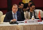 Việt Nam tham dự Hội nghị Bộ trưởng Phong trào Không liên kết