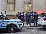 Đặt bom giả gây náo loạn giao thông New York