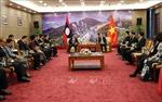 Phó Chủ tịch Quốc hội Lào Bounpone Bouttanavong thăm Đà Nẵng