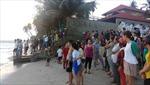 Tìm thấy thi thể 4 du khách đuối nước tại biển Phan Thiết