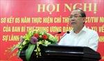 Phú Thọ: Tăng cường sự lãnh đạo của Đảng đối với tín dụng chính sách xã hội