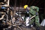 Việc thu gom phế thải Công ty Rạng Đông chưa hoàn thành như dự kiến