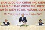 Sửa đổi một số nội dung trong Quyết định thành lập Ủy ban Quốc gia về Chính phủ điện tử