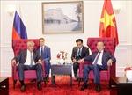 Việt - Nga đẩy mạnh hợp tác đấu tranh phòng, chống tội phạm