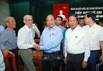 Thủ tướng Nguyễn Xuân Phúc tiếp xúc cử tri huyện Thủy Nguyên, Hải Phòng