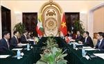 Tham khảo chính trị thường niên cấp Thứ trưởng Ngoại giao Việt Nam-Myanmar lần thứ 8