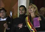 Chính phủ tạm quyền ở Bolivia đàm phán với đảng của cựu Tổng thống E.Morales