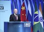 Tổng thống Nga thúc đẩy sử dụng đồng ruble làm đồng tiền của BRICS
