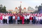 Họp mặt tiễn Đoàn Thể thao Việt Nam khu vực phía Nam dự SEA Games 30