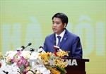 Chủ tịch UBND thành phố Hà Nội thông tin làm rõ nhiều vấn đề cử tri và đại biểu quan tâm