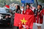 SEA Games 30: Người hâm mộ cả nước kỳ vọng đội tuyển U22 Việt Nam chiến thắng