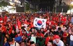 Hàng triệu cổ động viên đồng hành cùng U22 Việt Nam chinh phục HCV Sea Games