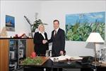 Đẩy mạnh hợp tác giữa Việt Nam và bang Sachsen-Alhalt, CHLB Đức