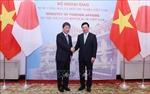 Nhật Bản nhất trí thảo luận khôi phục đi lại với Việt Nam