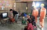 Bản vùng sâu ở Lai Châu có điện lưới quốc gia đón Tết Nguyên Đán