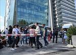 Động đất liên tiếp làm rung chuyển thủ đô Ankara của Thổ Nhĩ Kỳ