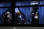 14 công dân Mỹ trở về từ du thuyền Diamond Princess nhiễm COVID-19