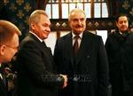 Giải pháp chính trị là phương án duy nhất giải quyết xung đột tại Libya