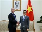 Phó Thủ tướng Vũ Đức Đam tiếp Tổng thư ký Hiệp hội an sinh xã hội quốc tế