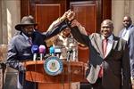 Nam Sudan thành lập chính phủ đoàn kết dân tộc