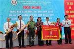 Phó Chủ tịch nước dự Đặng Thị Ngọc Thịnh dự Hội nghị thi đua Cụm các tỉnh Tây Nam Bộ