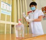 Hướng dẫn vệ sinh môi trường, khử khuẩn nơi làm việc