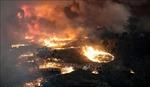 18 lính cứu hỏa tử vong do mắc kẹt trong đám cháy rừng tại Trung Quốc