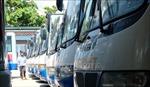 Dịch COVID-19: Cần Thơ tạm dừng 4 tuyến xe buýt liên tỉnh