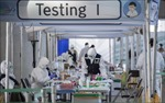 Hàn Quốc ghi nhận 94 ca nhiễm mới virus SARS-CoV-2, nâng tổng số ca lên 10.156