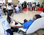 Hội Chữ thập đỏ Việt Nam vận động hiến máu an toàn trong đại dịch COVID-19