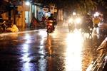 Tây Nguyên và Nam Bộ có mưa rào và giông về đêm, đề phòng lốc, sét, mưa đá