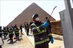 Ai Cập ghi nhận số ca tử vong cao nhất trong một ngày