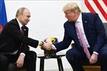 Tổng thống Nga, Mỹ điện đàm về nhiều vấn đề quốc tế nóng