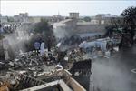 Airbus điều tra nguyên nhân vụ rơi máy bay chở khách ở Pakistan