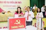 Phú Thọ chuẩn bị tốt nhân sự, văn kiện Đại hội Đảng bộ tỉnh