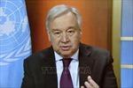 Tổng Thư ký LHQ nhắc lại lời kêu gọi ngừng bắn toàn cầu để ứng phó với dịch COVID-19