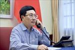 Việt Nam - Liên bang Nga tăng cường hợp tác song phương