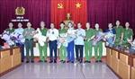 Khen thưởng lực lượng Công an Hải Phòng phá hai chuyên án ma túy lớn