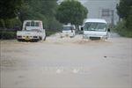 Khoảng 76.000 cư dân miền Tây Nam Nhật Bản phải sơ tán do mưa lớn