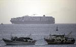 Doanh thu của kênh đào Suez giảm nhẹ trong tài khóa 2019-2020