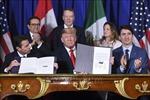 Thủ tướng Canada chưa xác nhận việc tham dự lễ chào mừng NAFTA 2.0