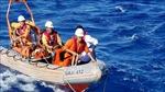 Kịp thời cấp cứu thuyền viên bị bệnh nguy kịch trên vùng biển Thừa Thiên-Huế