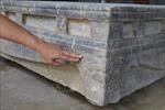 Phát hiện sập đá cổ tại xã Xích Thổ, Ninh Bình