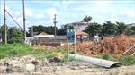 Toàn thành phố Thủ Dầu Một mất điện do xe đổ bê tông kéo đứt đường dây cao thế