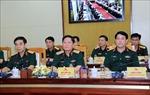 Quân ủy Trung ương thông qua công tác chuẩn bị Đại hội đại biểu Đảng bộ Quân khu 7 lần thứ X