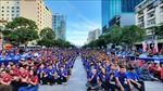 Tuổi trẻ Thành phố Hồ Chí Minh thắp lửa hè tình nguyện